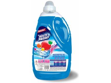 Wasche Meister Universal Gel na praní bílého a barevného prádla 121 PD