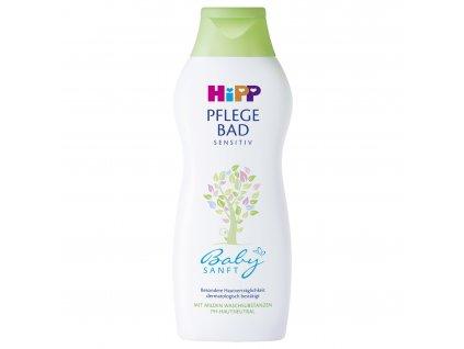 HiPP Babysanft Ošetřující přípravek do koupele, 350 ml