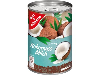 G&G Kokosové mléko 400ml