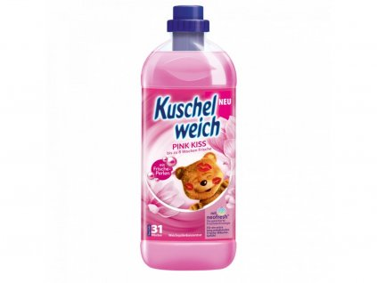 Kuschelweich aviváž PINK KISS 1 l, 31 PD