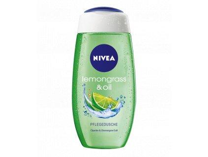 Nivea Lemon & Oil sprchový gel 250 ml  - originál z Německa