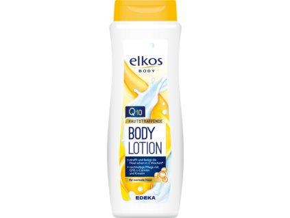 Elkos Body Lotion Q10 zpevňující tělové mléko pro normální pokožku 500 ml
