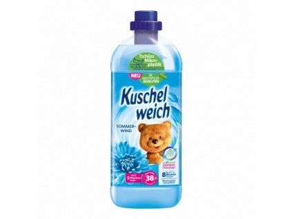 Kuschelweich Aviváž s vůní letního vánku 1 l, 31 PD