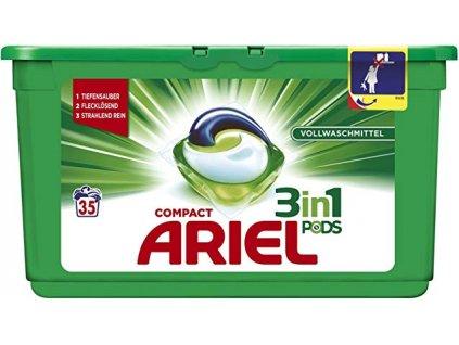 Ariel All in 1 univerzální gelové kapsle 35 ks