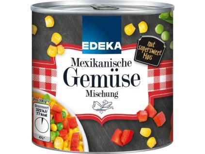 Edeka mexická zeleninová směs 425 ml