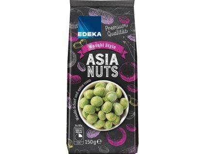 Edeka Asijské ořechy na způsob wasabi 150g