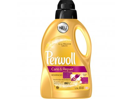 Perwoll Care & Repair prací gel 1,5 l