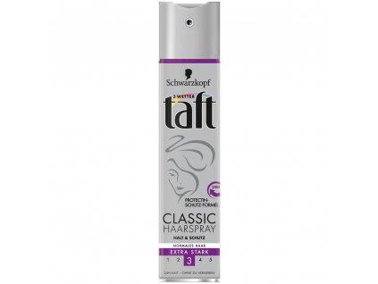 Taft Lak na vlasy Classic extra silný 2 250 ml  - originál z Německa