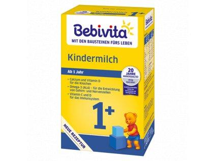 Bebivita Mléko JUNIOR 1+ Pokračovací kojenecká výživa, 500 g
