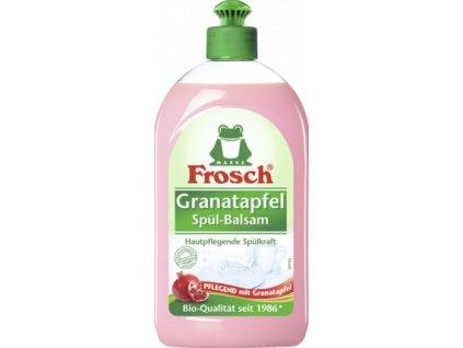 Frosch granátové jablko, balzám na nádobí 500ml  - originál z Německa