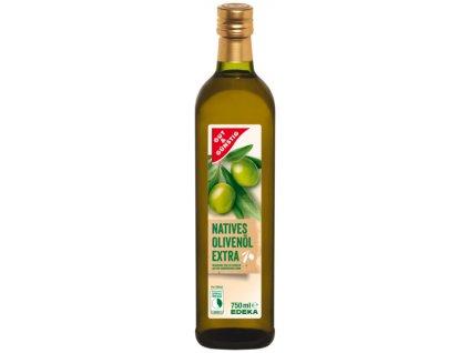 G&G Extra panenský olivový olej 750ml  - originál z Německa