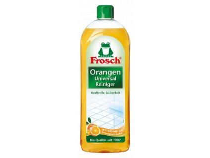 Frosch univerzální čistič pomeranč 750ml  - originál z Německa