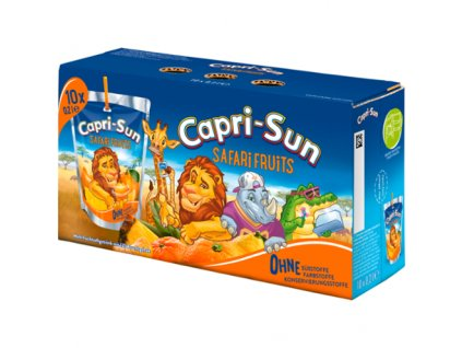 Capri Sonne Safari 10 x 200 ml