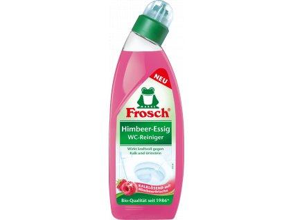 Frosch WC čistič malinový 750 ml