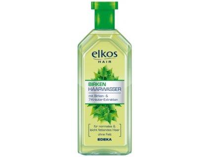 Elkos Hair březová voda na vlasy 500 ml