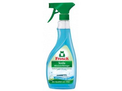 Frosch Sprej čistič se sodou 500 ml  - originál z Německa