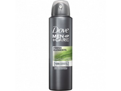 Dove Men+ Care Elements Minerals & Sage deospray 150 ml