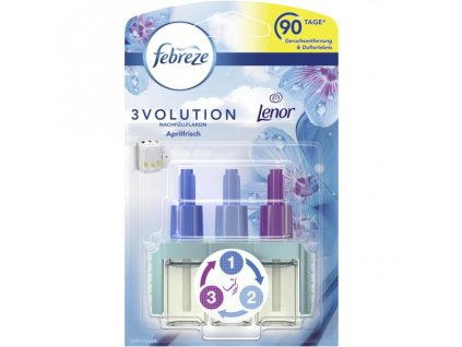 Febreze 3Volution vonná náplň Lenor Aprilfrisch 20 ml