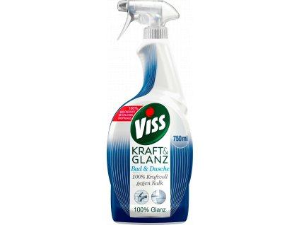 VISS Síla & Lesk na koupelny a sprchy 750 ml