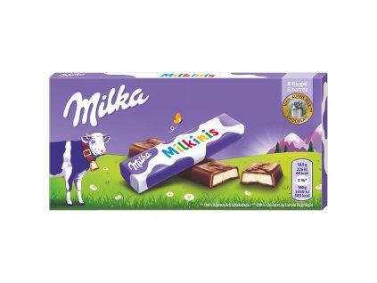 Milka Milkinis čokoláda 87,5g  - originál z Německa