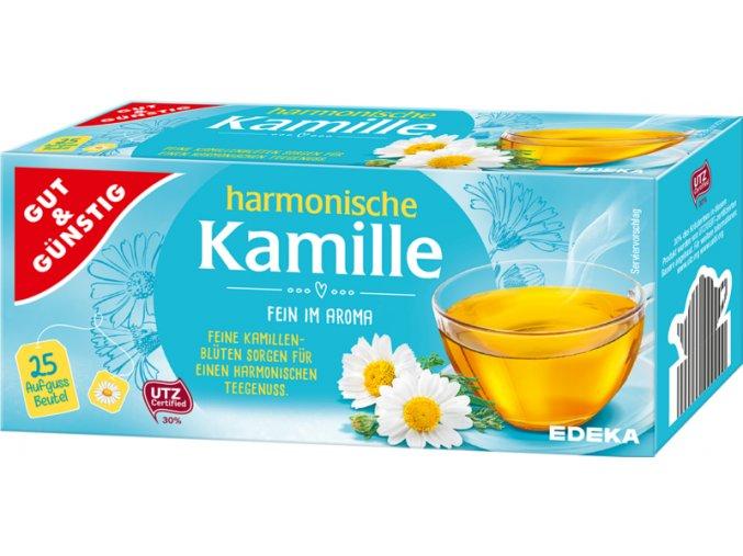 G&G Heřmánkový bylinný čaj 25 sáčků, 37,5g