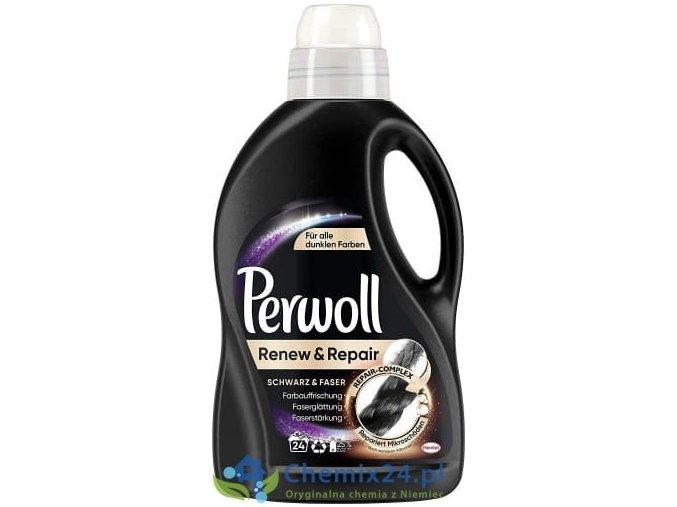 Perwoll ReNew+ Black speciální prací prostředek 50 DÁVEK 3l