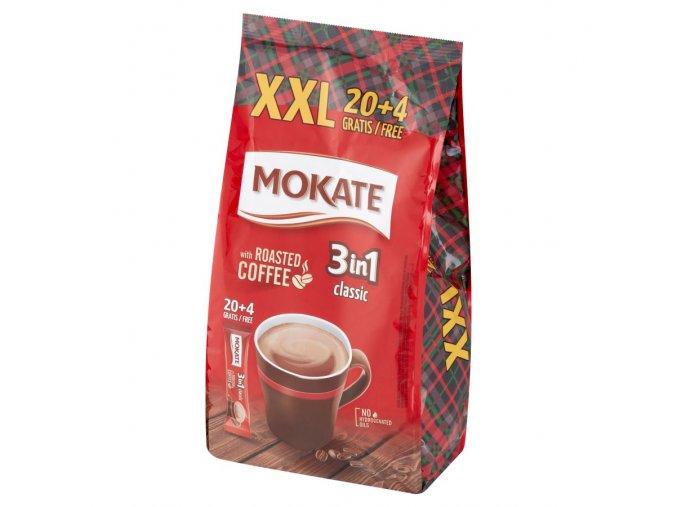 Mokate Káva Classic 3v1 24 x 16g, 384g