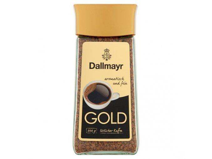 Dallmayr Gold instantní káva 200 g