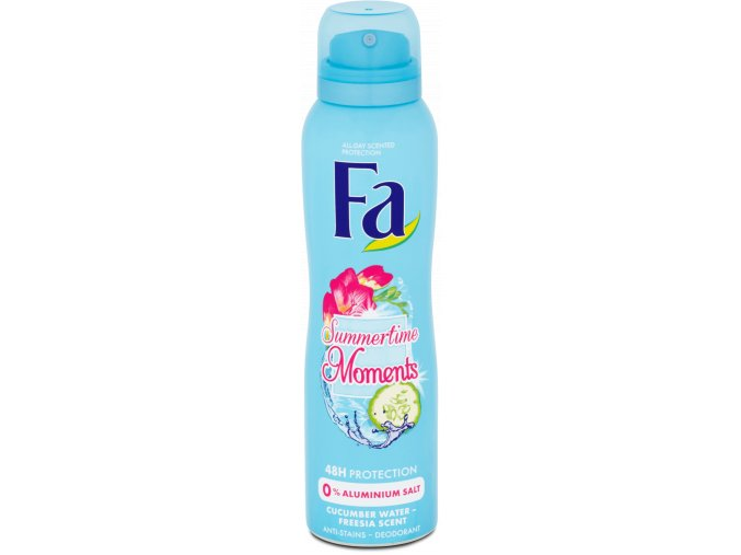 Fa Summertime Moments deospray 150 ml