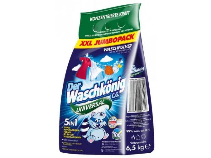 Waschkönig Universal XXL JUMBOPACK 7,5 kg, 100 PD