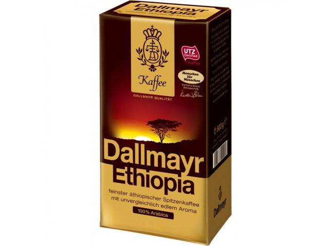 Dallmayr Ethiopia mletá káva 500 g