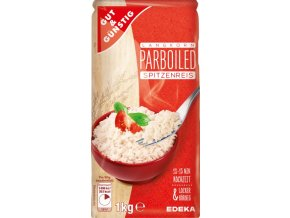 G&G Dlouhozrnná rýže PARBOILED 1 Kg