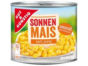 G&G Kukuřice slunná, přirozeně sladká 425ml