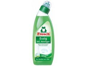 Frosch WC čistič Octový 750 ml