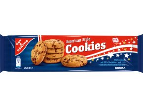 G&G American Style Cookies 225g