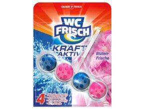 WC frisch Kraft Aktiv Blüten Frische závěsný blok 50g
