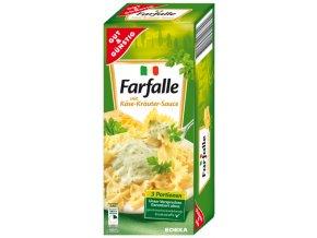 G&G Farfalle se sýrovo-bylinkovou omáčkou 265g