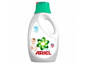 Ariel Actilift Baby Sensitive prací gel 975ml 20 dávek