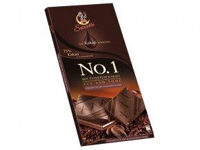 Sarotti No.1 Hořká čokoláda 75% kakaa 100g
