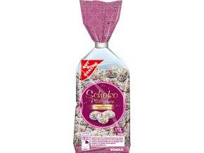 G&G Čokoládové koláčky s barevnými perlami 200g