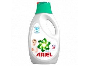 Ariel Actilift Baby Sensitive prací gel 975ml 20 dávek