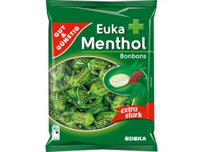 G&G Eukalyptovo-mentolové bonbony 250g