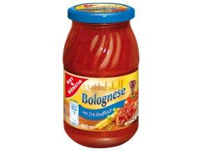 G&G Boloňská omáčka na těstoviny s hovězím 400ml