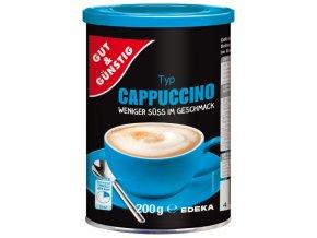 G&G CAPPUCCINO - méně sladké 200g
