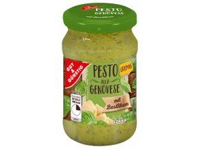 G&G Pesto alla genovese - bazalkové 190g