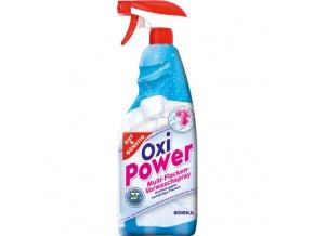 G&G OXI POWER odstraňovač skvrn ve spreji 750 ml