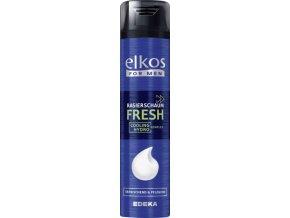 Elkos Pěna na holení FRESH 300ml