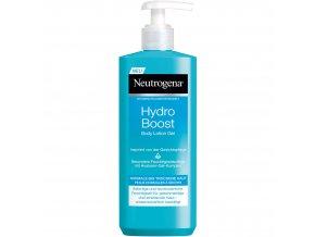 Neutrogena Hydro Boost Body hydratační tělový krém 400 ml