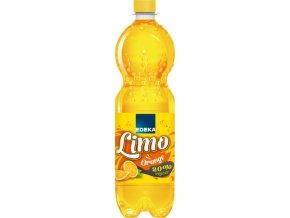 Edeka Premium pomerančová limonáda 1 l