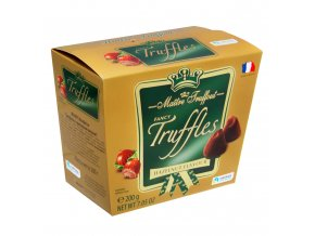 Maitre Truffout Francouzské lanýže s lískovými ořechy 200g